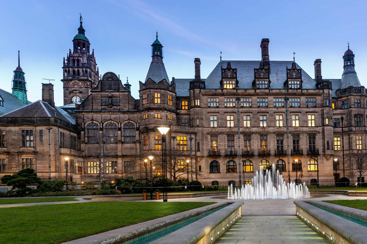 Sheffield tourist attractions - Take a Chef