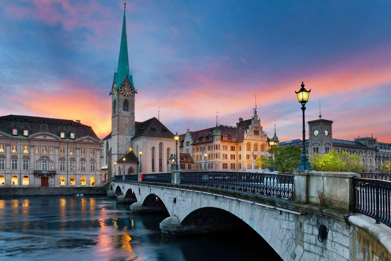 Private Chef in Zurich header