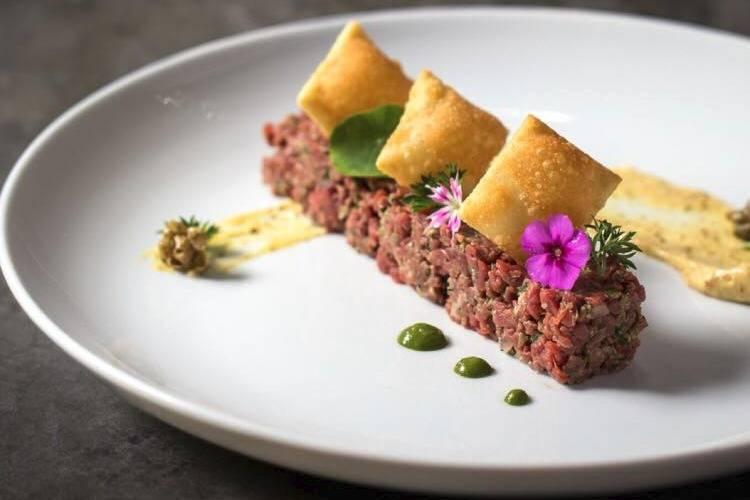Private Chef dish in Houston