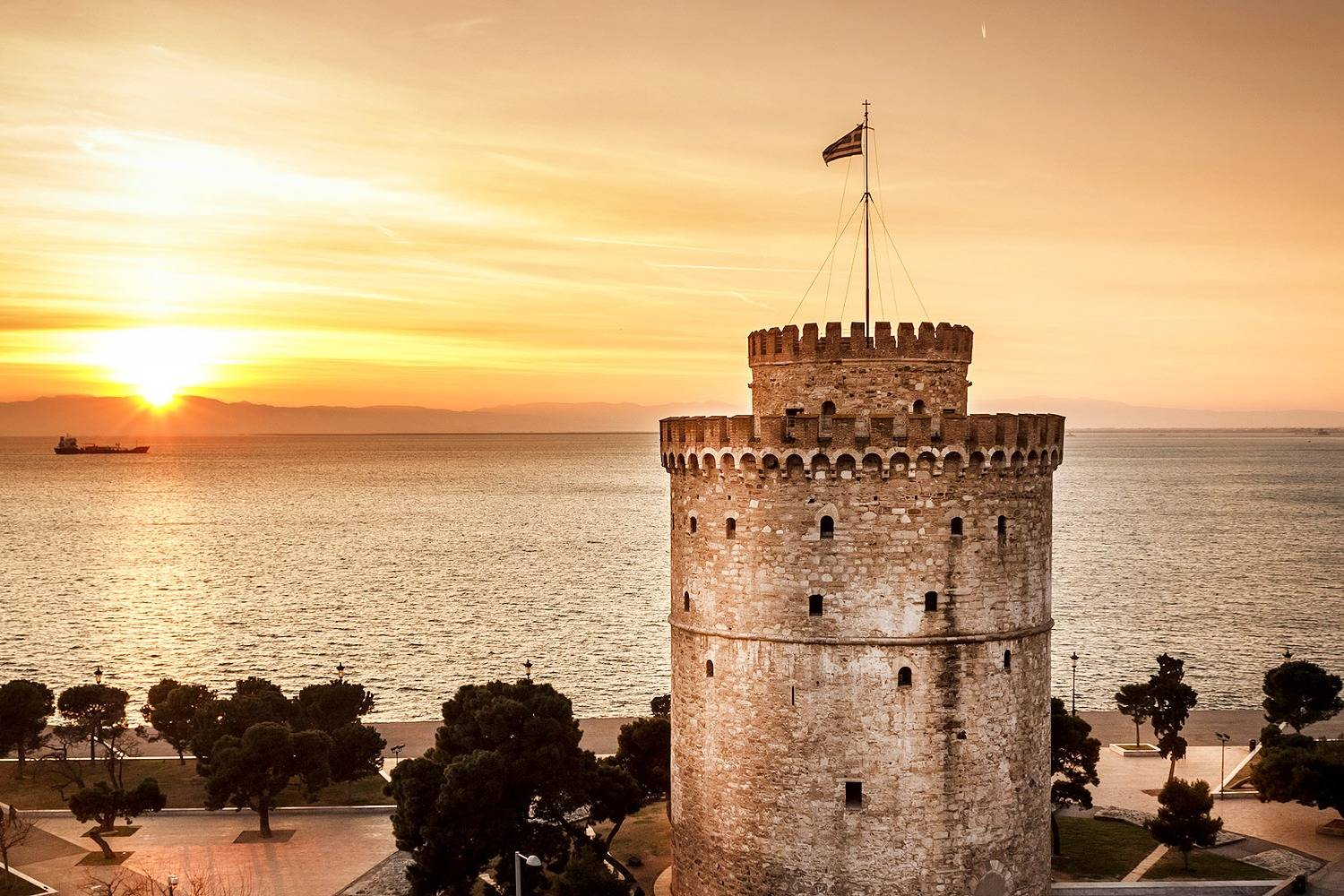 Views in Thessaloniki - Take a Chef