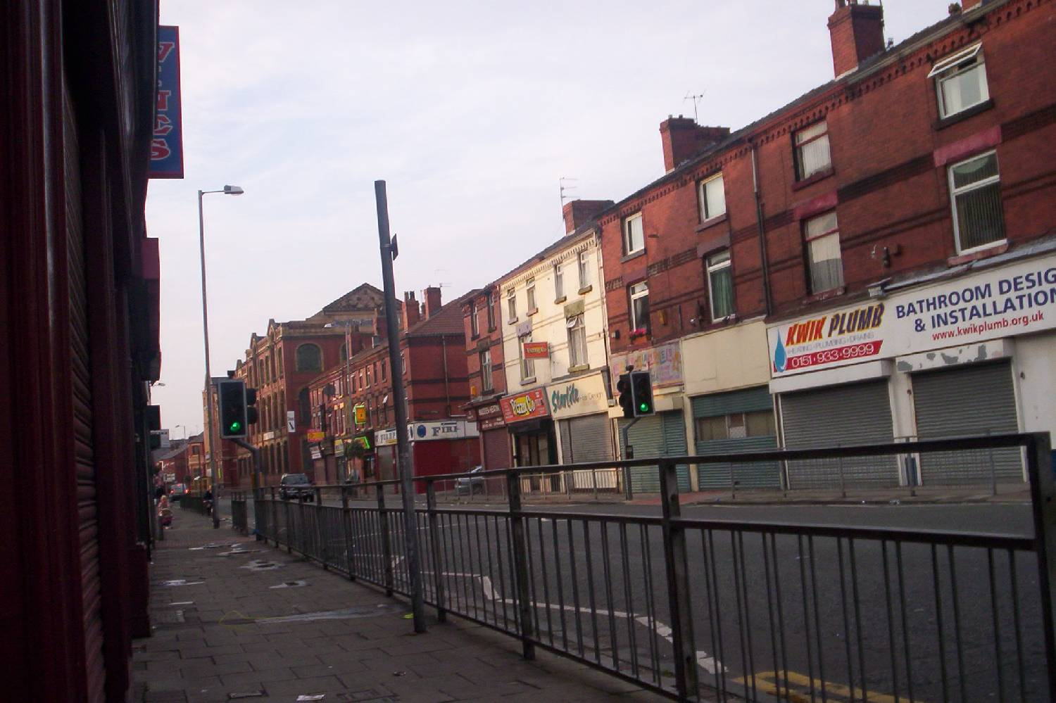 Private Chef in Litherland header