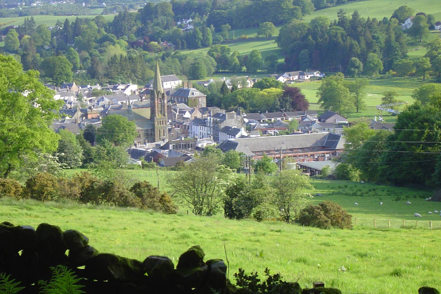 Private Chef in Dumfries and Galloway header