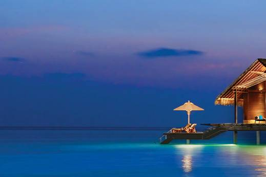 Beautiful views of Maldive´s sea - Take a Chef