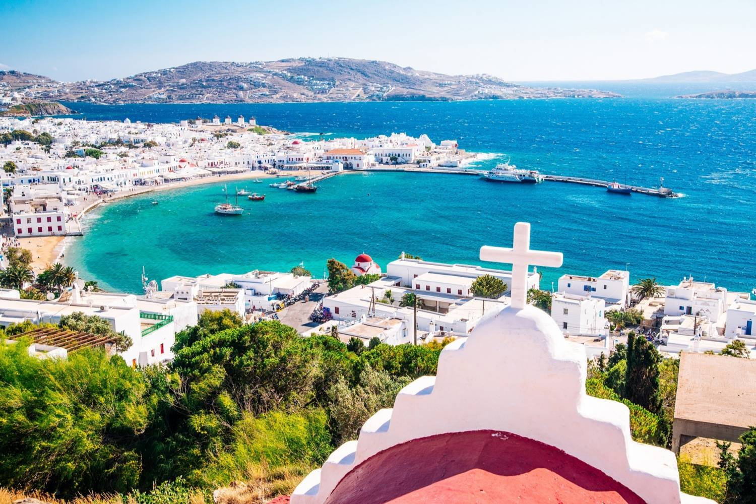 Book a Personal Chef in Mykonos for your holidays