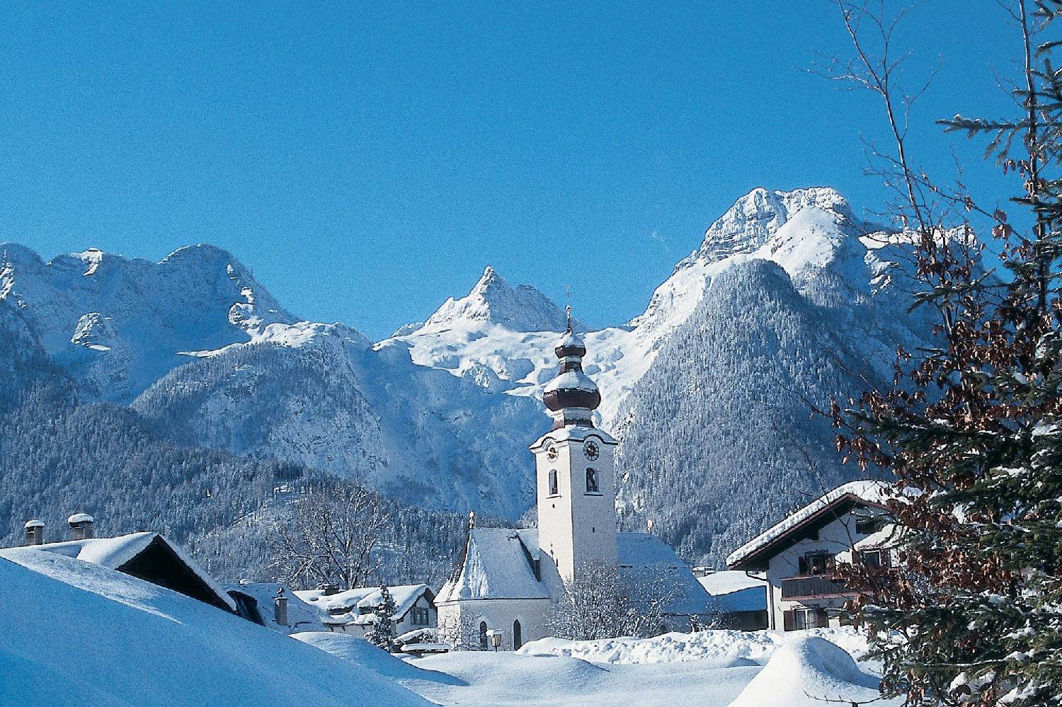 Private Chef in Zell am see header