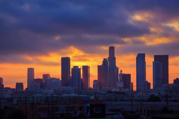 Amazing air views of Greater Los Angeles - Take a Chef