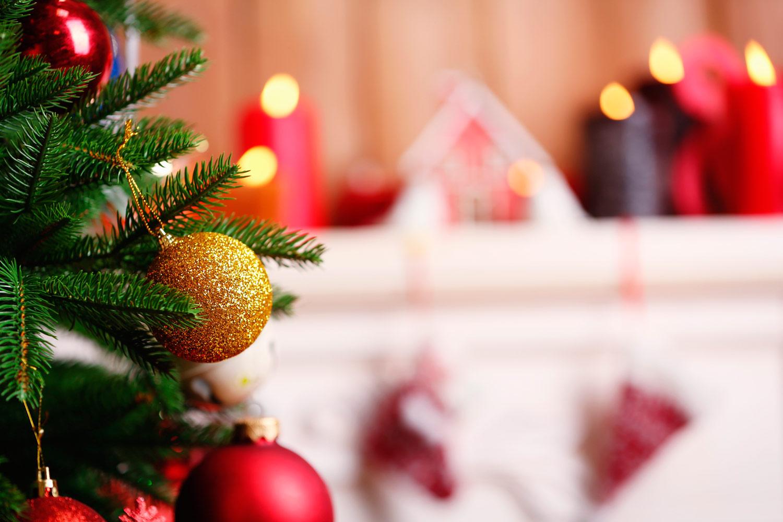 Decoración de Cena de Navidad en Barcelona - Takeachef.com