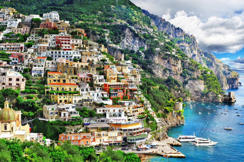 Amalfi Coast - Take a Chef