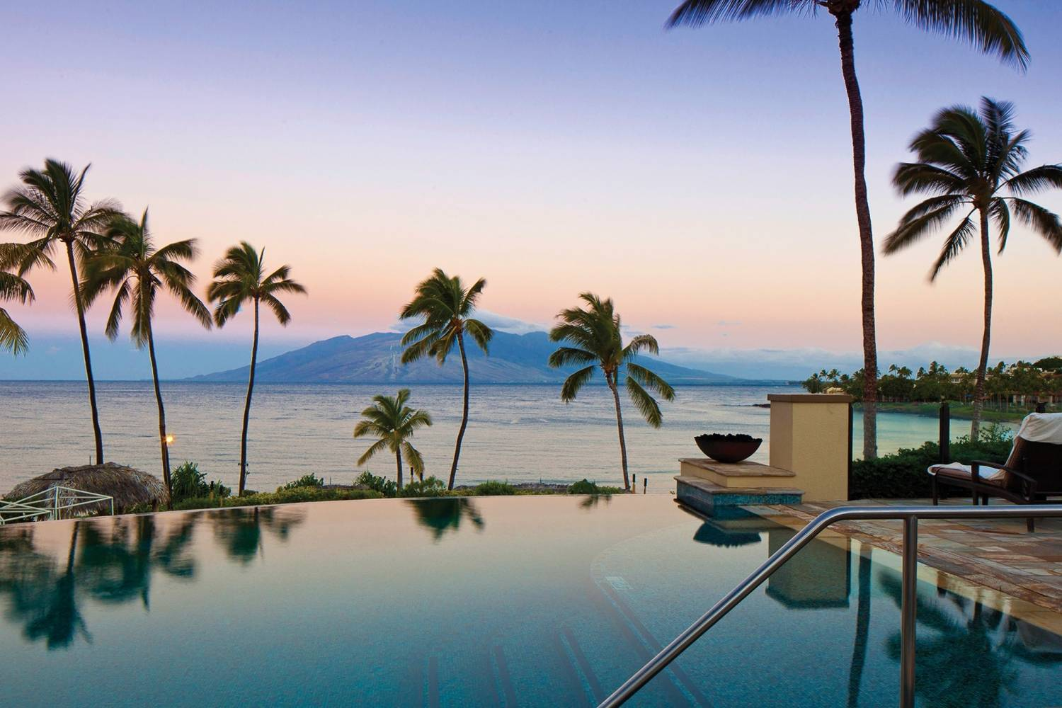 Private chef selection in Wailea, Maui, Hawaii header