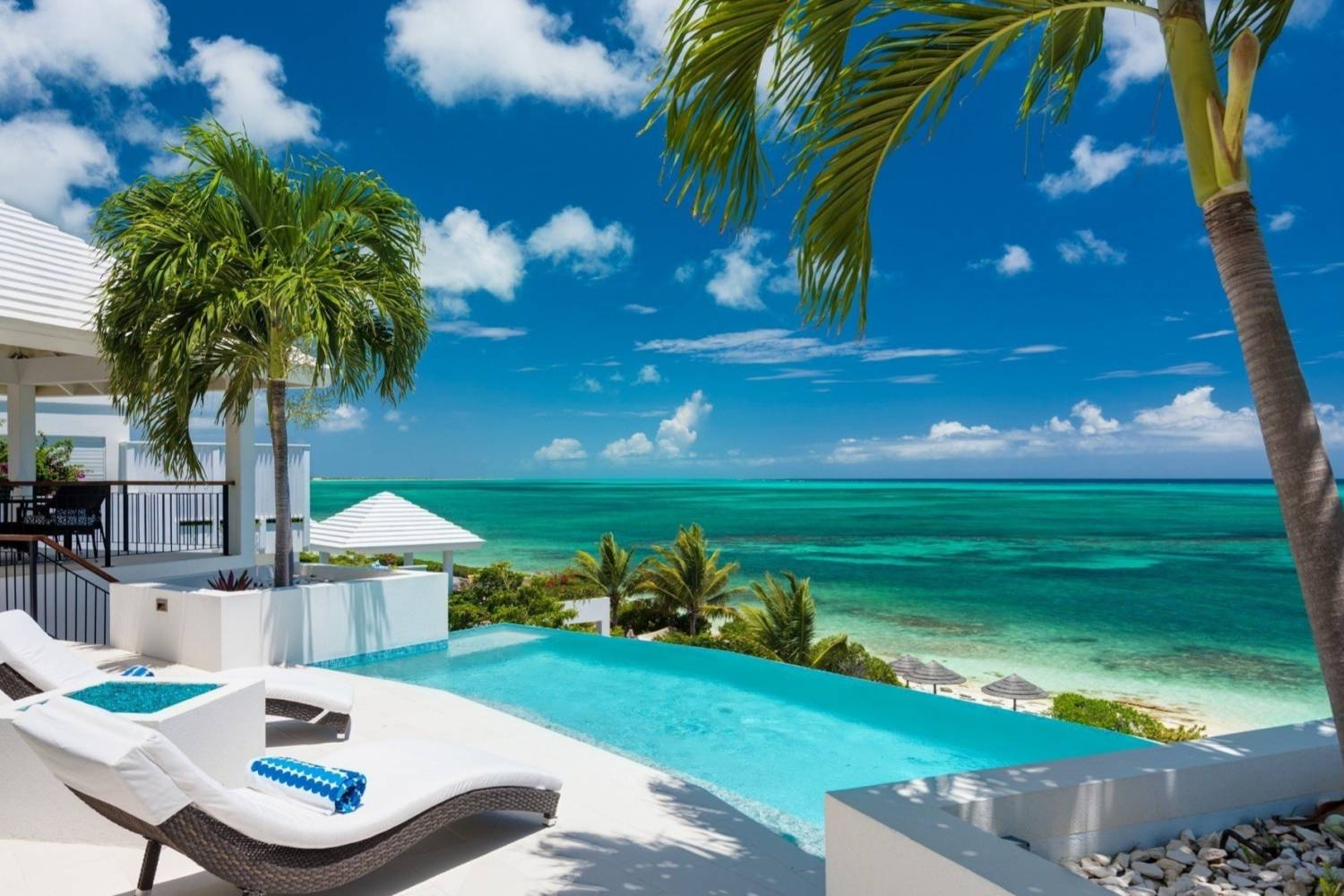 Experience Thompson Cove, Turks and Caicos to the fullest. Book a Private Chef through Take a Chef now!, header