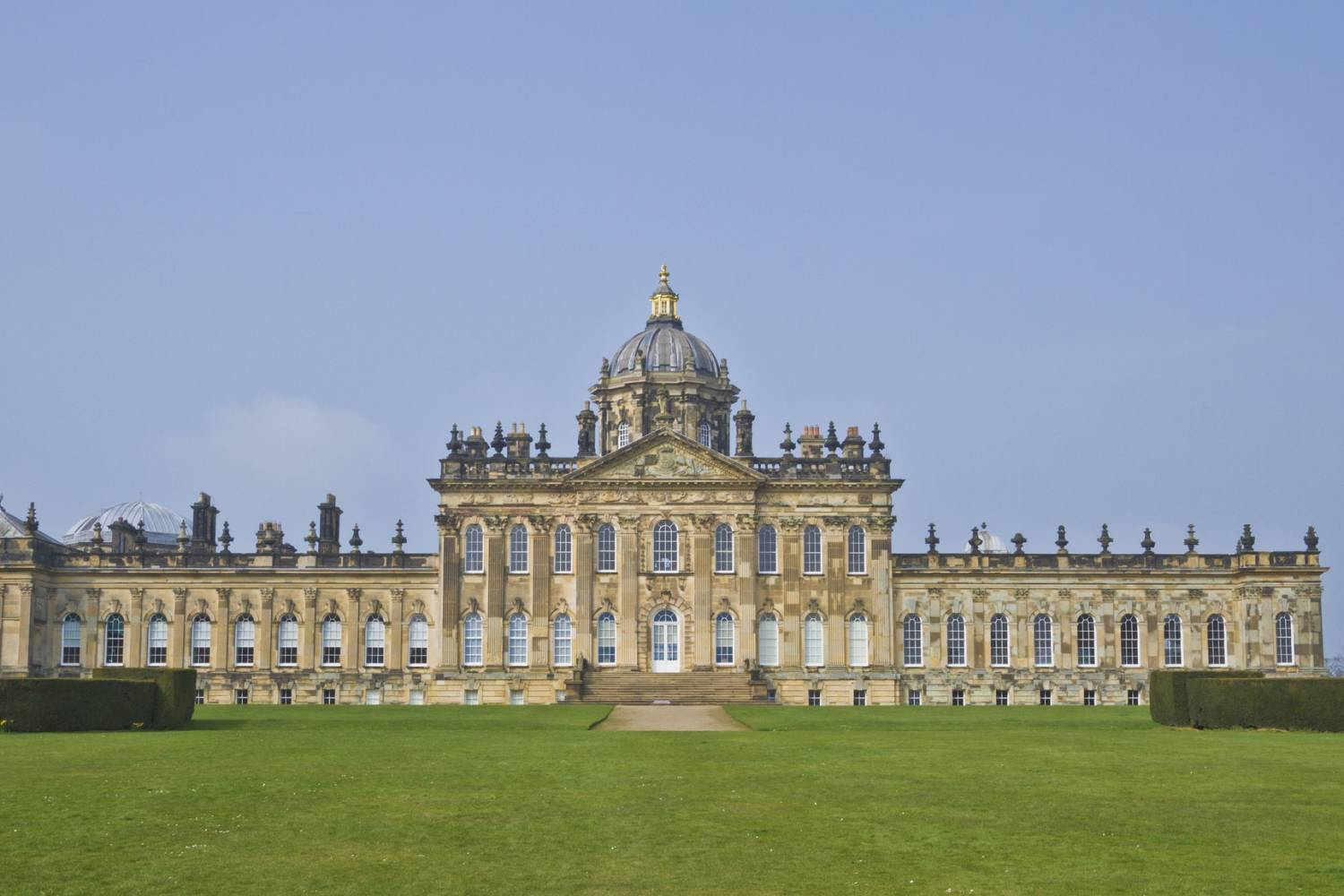 Castle Howard in Leeds - Take a Chef
